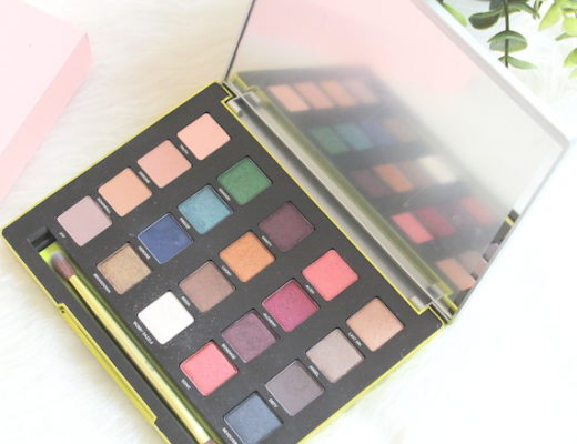 vice 3 urban decay palette