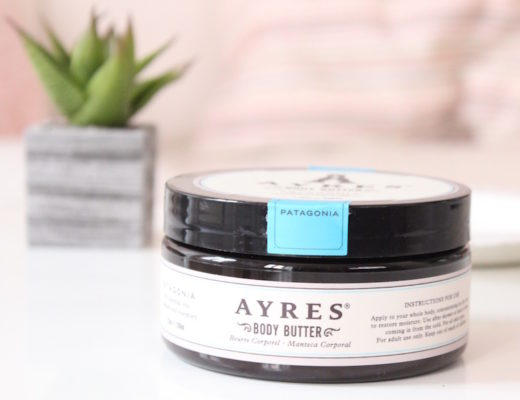 body butter ayres