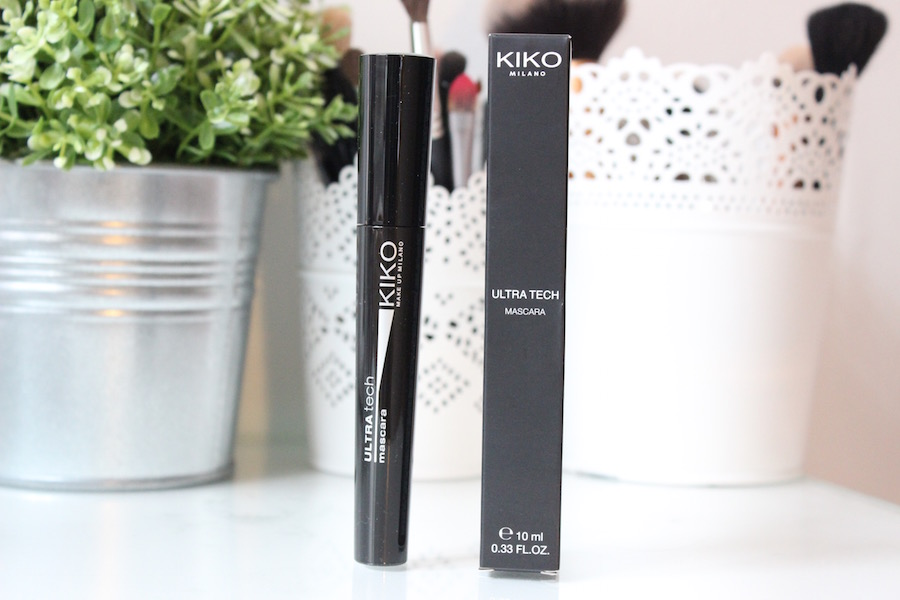 mascara ultra tech kiko
