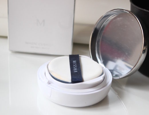 magic cushion missha