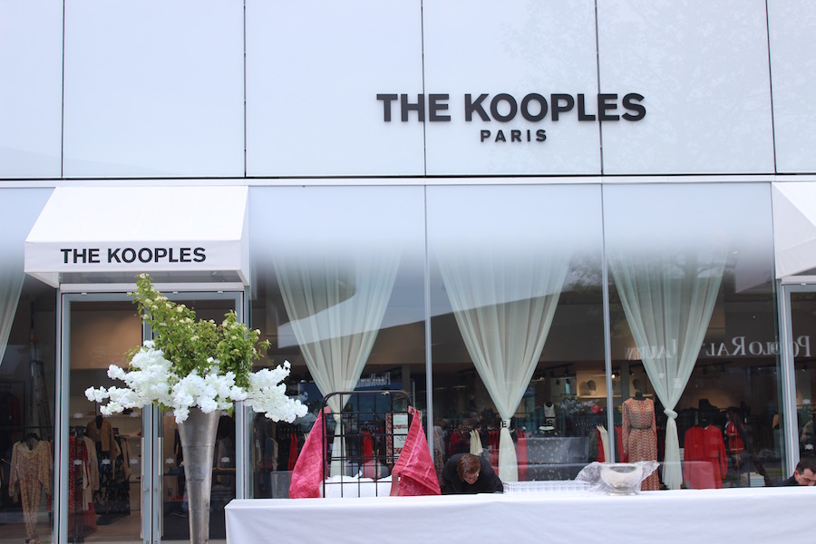 the kooples lyon