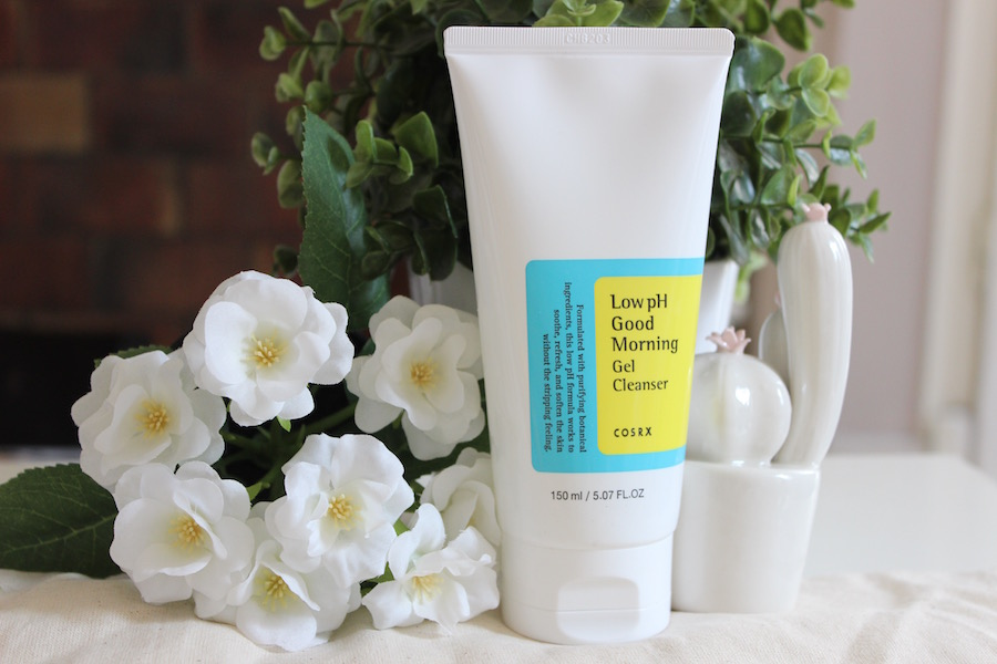 Gel cleanser Low PH Good Morning – COSRX
