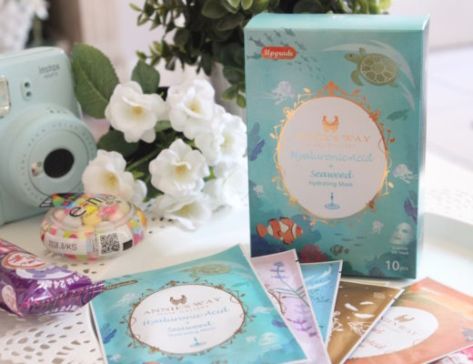 Annie's Way masques en Soie