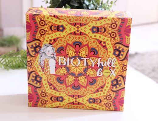 biotyfull box septembre 2018