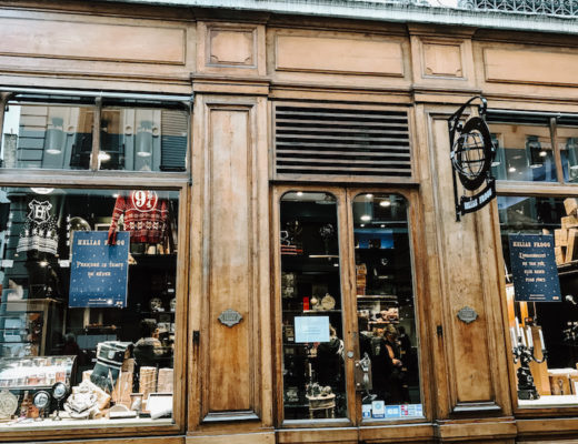 boutique harry potter lyon