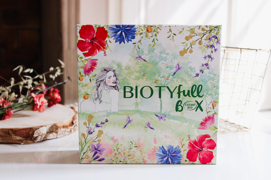 biotyfull box avril 2019