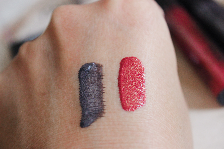 nyx rouge a levre metallic
