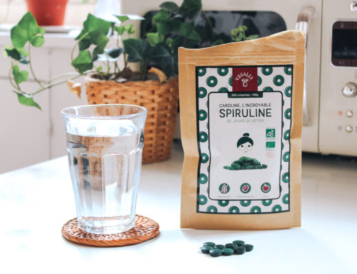 cure spiruline bienfaits